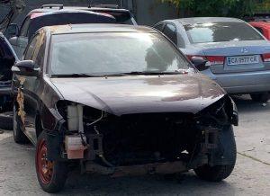 кузовной ремонт, ремонт кузова, деформации, смещения, лебедка, кузов
