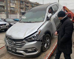 эвакуация машины, эвакуатор, ДТП, СТО, Болт, Одесса, доставка авто